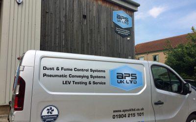 New Company Van
