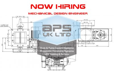Now Hiring Mechanical Design Engineer