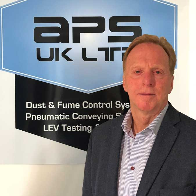 APS UK growth continues with new Area Sales Manager